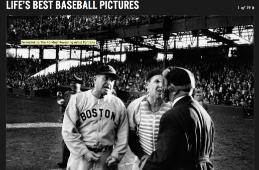 Killer Historic Baseball Photos from LIFE