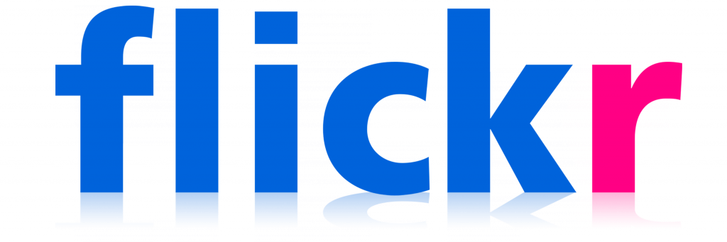 flickr logo