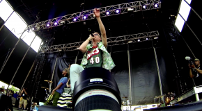 MACKLEMORE 5 Min Portrait / First Person Shooter with the Canon 1D X and GoPro