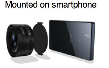 sony smartcam