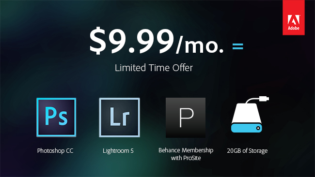 Adobe subscription model
