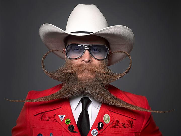 beard championship
