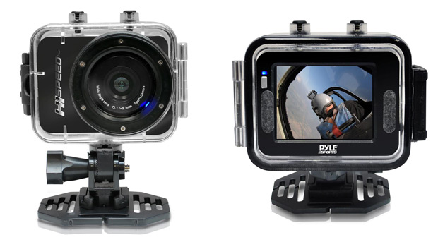 pyle audio gopro like camera