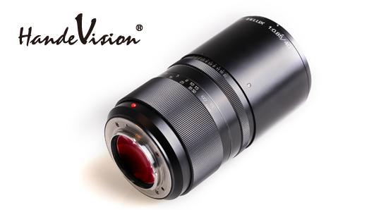 handevision .85 lens