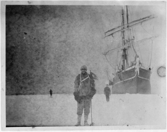 antarctica lost photos