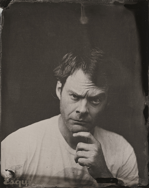 2014 Sundance TIn Type Portraits - Bill Hader