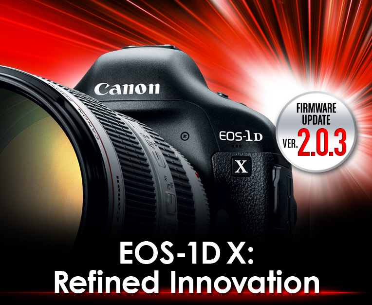canon 1dx firmware