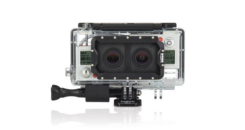 gopro dual pic system