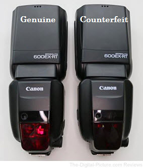 Canon-Speedlite-600EX-RT-Counterfeit-Overall-View