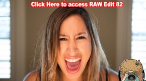 Edit this RAW File Week 82 – Screaming Portrait