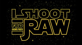 The NEW I SHOOT RAW Design is…