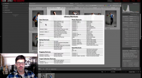 Lightroom Workflow Basics &#8211; Keyboard Shortcuts