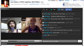 Lets Bake a CAKE Together on Spreecast